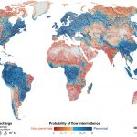 A global map of intermittent streams